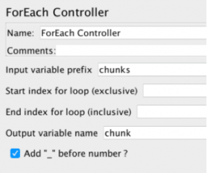 foreach_controller HTTP Live Streaming Performance