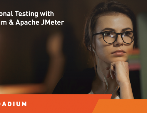 Functional Testing with Loadium & Apache JMeter